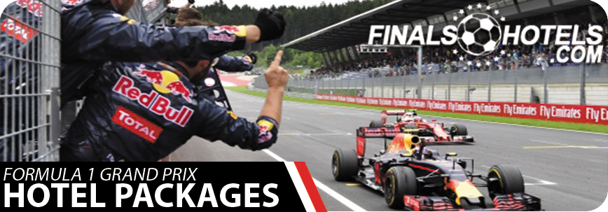 F1 GRAND PRIX great deals & savings on hotel bookings, tickets & packages