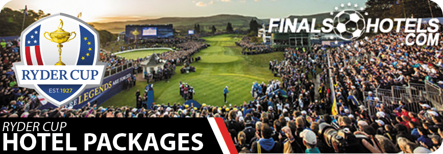RYDER CUP great deals & savings on hotel bookings, tickets & packages
