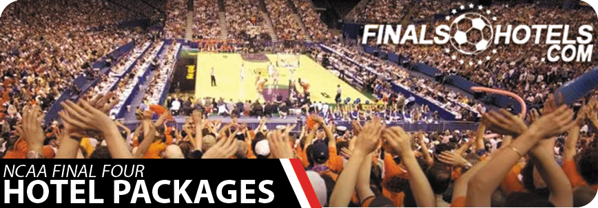 Book now! We have great deals on your NCAA Final Four Hotels and Packages NOW! Get great deals while they last!
